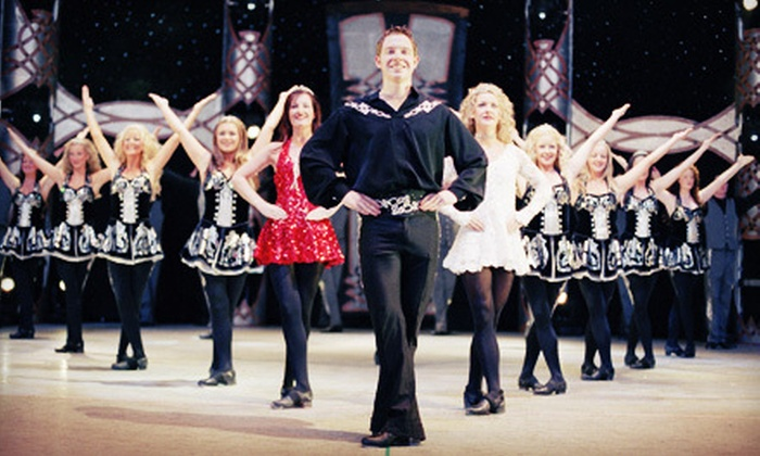 "Michael Flatley's ""Lord of the Dance"" - Auburn Hills: Two Tickets to See Michael Flatley's ""Lord of the Dance"" at The Palace of Auburn Hills on April 1 (Up to $100.70 Value)"