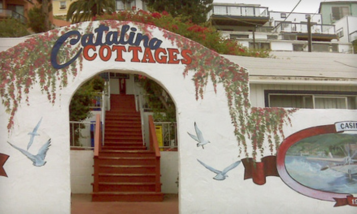 Historic Hermosa Hotel & Catalina Cottages - Avalon: $299 for a Two-Night Getaway for Two at the Historic Hermosa Hotel & Catalina Cottages on Santa Catalina Island (Up to $677 Value)