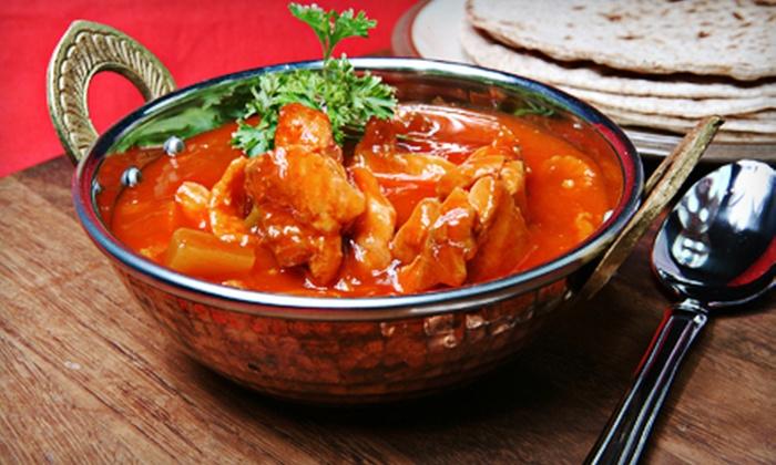 Vatika India Cuisine - Downtown Edmonds: $20 for $40 Worth of Indian Cuisine at Vatika India Cuisine in Edmonds