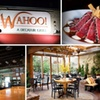 Half Off at Wahoo! Grill