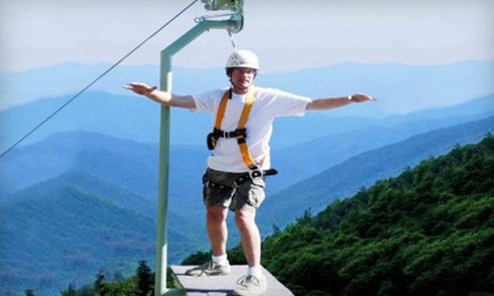 Moto-Zip of Branson - Ravenwood South: One or Two Motorized-Zipline Tours from Moto-Zip of Branson (Up to 64% Off)