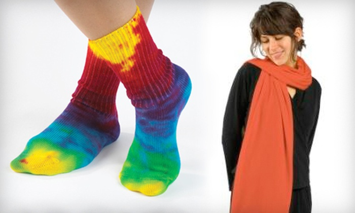 Maggie's Organics: $20 for $40 Worth of Fair-Trade Clothing and Accessories from Maggie's Organics