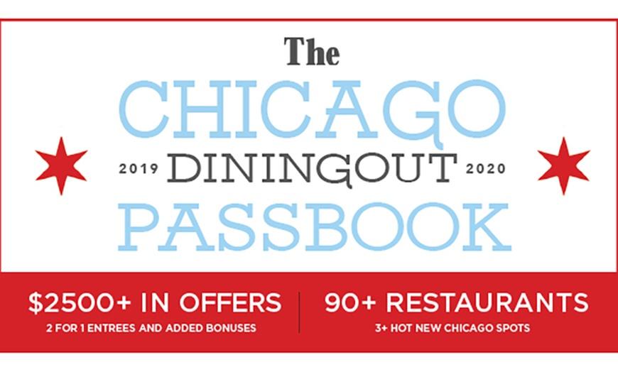 Chicago Diningout Passbook Chicago Diningout Passbook Groupon