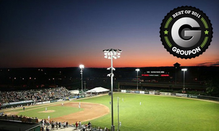 Worcester Tornadoes - Central Business District: Baseball Outing for Two or Four to Worcester Tornadoes Game at Hanover Insurance Park at Fitton Field (Up to 78% Off)