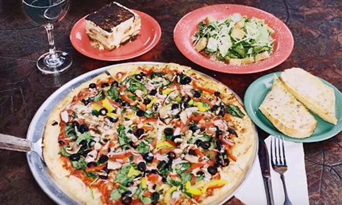 Palio's Pizza Cafe - Rock Creek: Italian Fare for Dinner or Lunch at Palio's Pizza Cafe