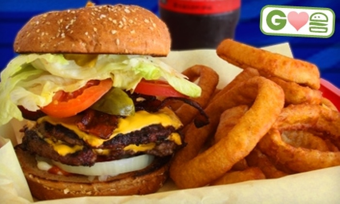 Fat Tony's Delicatessen - Lubbock: $7 for $15 Worth of Burgers, Sandwiches, and More at Fat Tony's Delicatessen