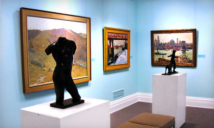Biggs Museum of American Art - Downtown Dover: One-Year Individual or Family Membership to Biggs Museum of American Art in Dover