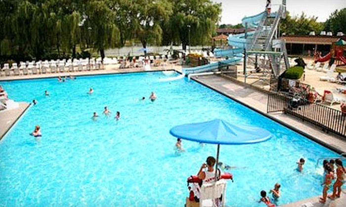 Riviera Country Club and Sports Center - Orland Park: Four-Month Membership to Riviera Country Club and Sports Center in Orland Park. Three Options Available.