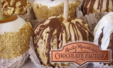 Rocky Mountain Chocolate Factory - Atlantic City - Rocky Mountain Chocolate Factory - Atlantic City in