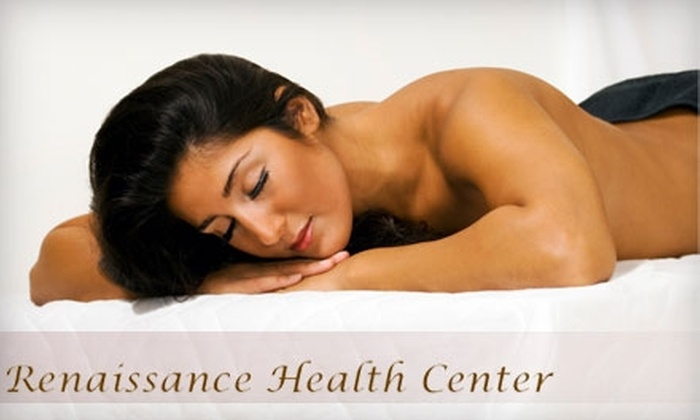 Renaissance Spa & Health Center - New Castle: $25 for a Swedish Massage at Renaissance Spa & Health Center in New Castle ($50 Value)