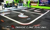 Inside Line Racing - Multiple Locations: $25 for Rental and Track Time for Four at Inside Line Racing ($56 Value)