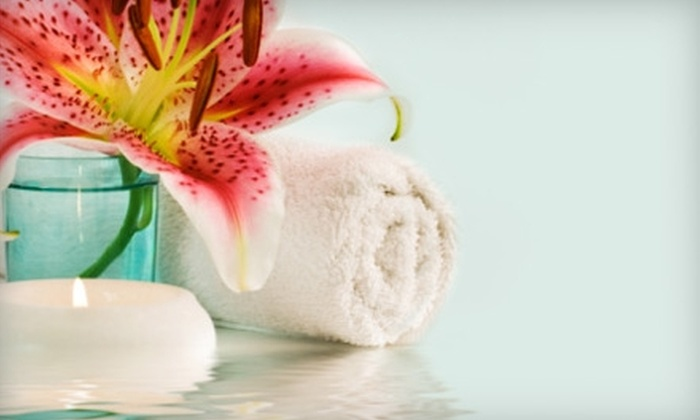 Roxy's Salon and Spa - Stonybrook: Spa Package for One or Four at Roxy's Salon and Spa