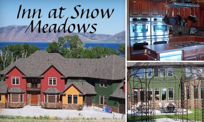 The Inn at Snow Meadows - Garden City: $99 for a One-Night Stay at the Inn at Snow Meadows ($199 Value)