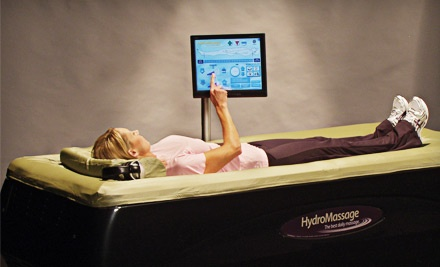 30-Minute Hydro-Massage Therapy Session (a $30 value) - Stamps Chiropractic in New Braunfels