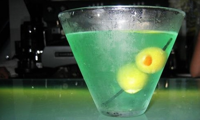 Lounge 33 - Magnolia Center: $15 for $30 of Drinks and Appetizers at Lounge Thirty-Three