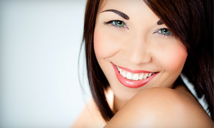 CJ's Hair Salon and Day Spa - Prairie Village: $35 for a Revitalizing Facial or AHA Peel and Facial at CJ's Hair Salon and Day Spa in Prairie Village ($75 Value)