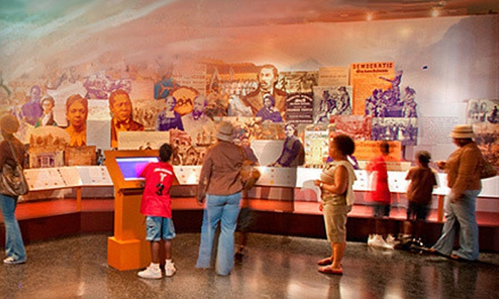 African American Museum in Philadelphia - Philadelphia: Visit for Two, Individual Membership, or Family Membership to African American Museum in Philadelphia (Up to 60% Off)