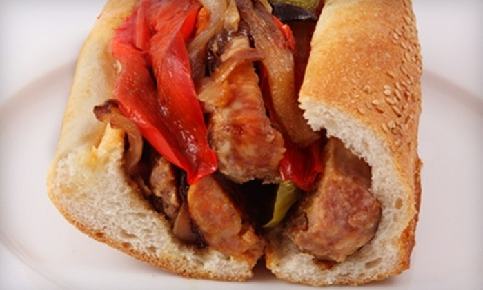 The Junk Food Tour - Multiple Locations: $69 for Ticket to The Junk Food Tour