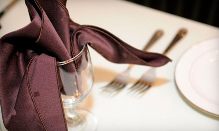 The Beaumont Restaurant - Mayville: $12 for $25 Worth of Upscale American Fare and Drinks at The Beaumont Restaurant in Mayville