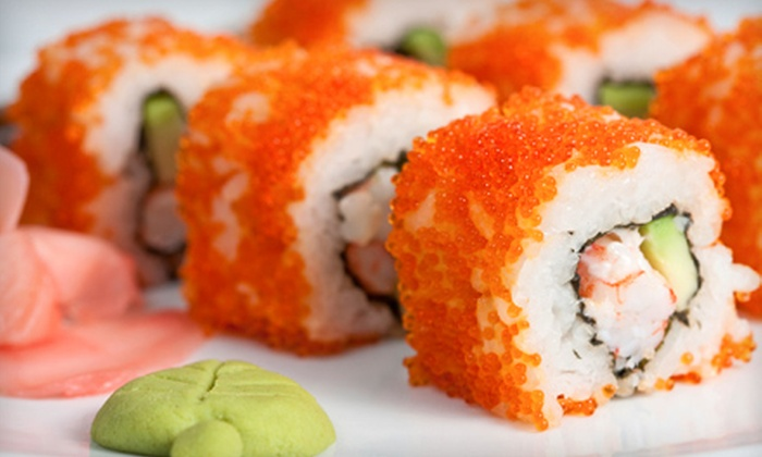 Fusha West - Upper West Side: $29 for Sushi Meal for Two Including an Appetizer, Two Special Rolls, and Two Classic Rolls at Fusha West (Up to $74 Value). $54 for Four-Person Option (Up to $148 Value).