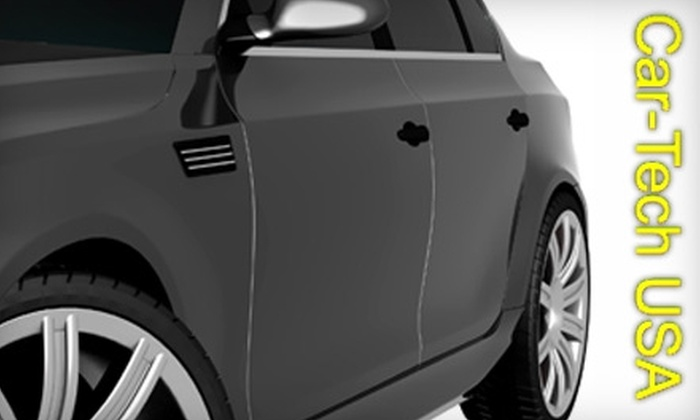Car-Tech USA - Greenland: $13 for a Full-Service Oil Change at Car-Tech USA ($26 Value)