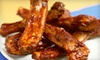 Frank's BBQ and Seafood - Bayview: $10 Worth of Ribs, Brisket, and Chicken Wings