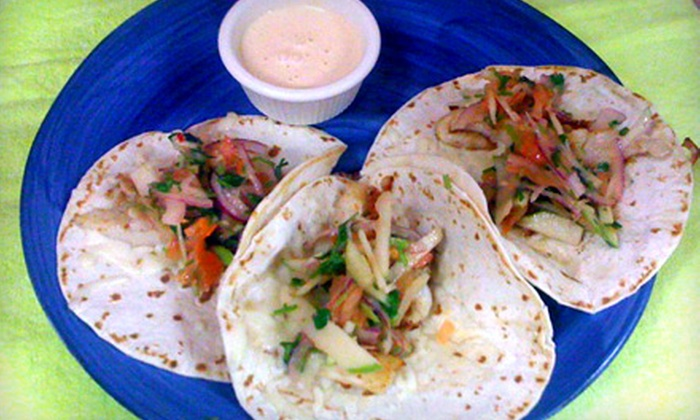 El Quetzal - North Beacon Hill: $15 for $30 Worth of Mexican Fare and Drinks at El Quetzal Mexican Restaurant