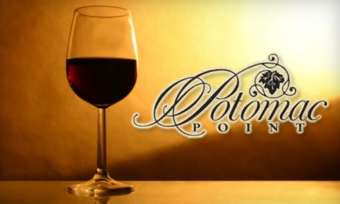 Potomac Point Winery - Griffis-Widewater: $16 for a Harvest Cellar Tour and Premier Wine Tasting at Potomac Point Winery in Stafford