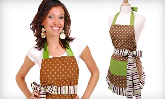Flirty Aprons: $15 for $30 Worth of Aprons and Gloves from Flirty Aprons