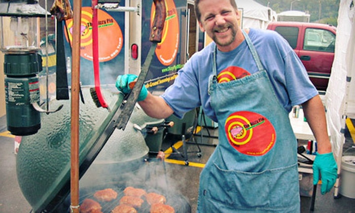 Dizzy Pig Barbecue Company - Virginia Meadows Industrial Park: $69 for Full Day of Barbecue Cooking Demos and Classes on May 12 at Dizzy Pig Barbecue Company in Manassas ($140 Value)