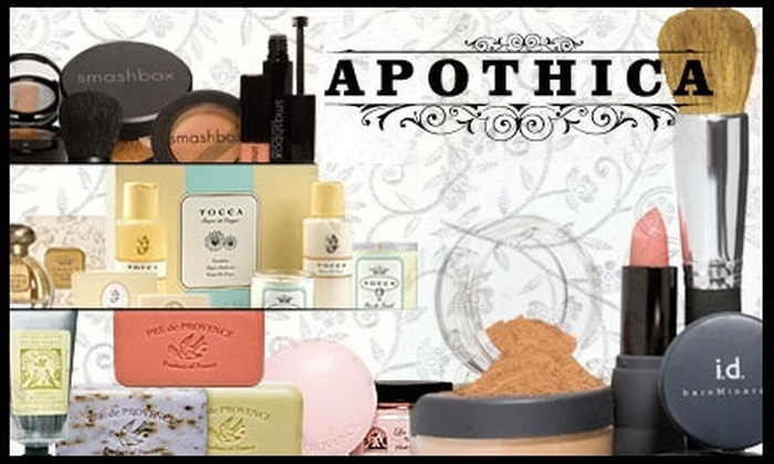 Apothica - Rio Grande: $20 for $40 Worth of Cosmetics, Fragrances, Skincare, Hair Care, and More at Apothica