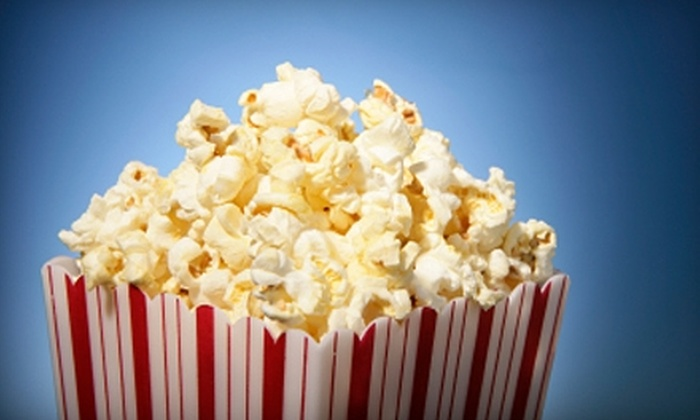The Varsity Theatre - Chapel Hill: $10 for a Six-Admission Punch Card, Plus Popcorn, to the Varsity Theatre in Chapel Hill ($23 Value)