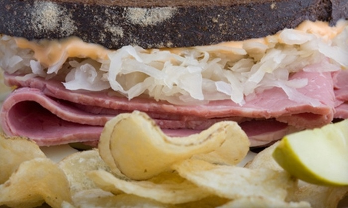Central Park Deli & Grill - Oldsmar: $7 for $15 Worth of Eclectic Deli Fare at Central Park Deli & Grill in Oldsmar
