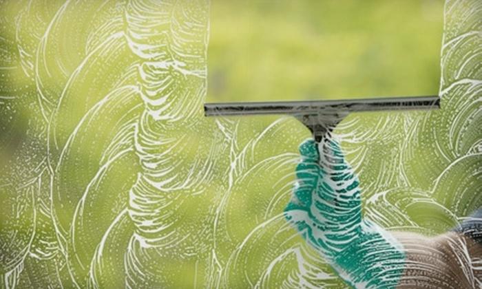 Alpine Window Washing - Hillcrest: $20 for $40 Worth of Window Cleaning from Alpine Window Washing