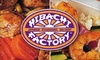 Hibachi Factory - Multiple Locations: $5 for $10 Worth of Japanese Cuisine at Hibachi Factory