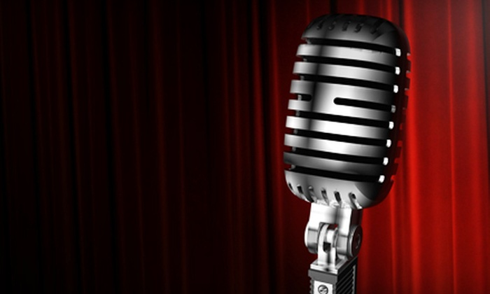 The Loony Bin - Wichita: Comedy Show for Two at The Loony Bin (Up to 56% Off). Four Comedians Available.