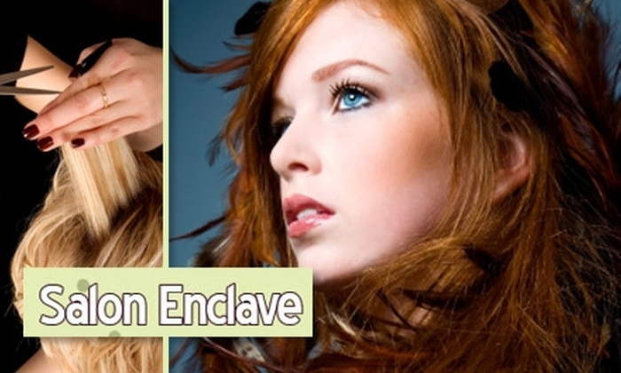 Salon Enclave - Springfield: $50 for $150 Worth of Hair Services at Salon Enclave