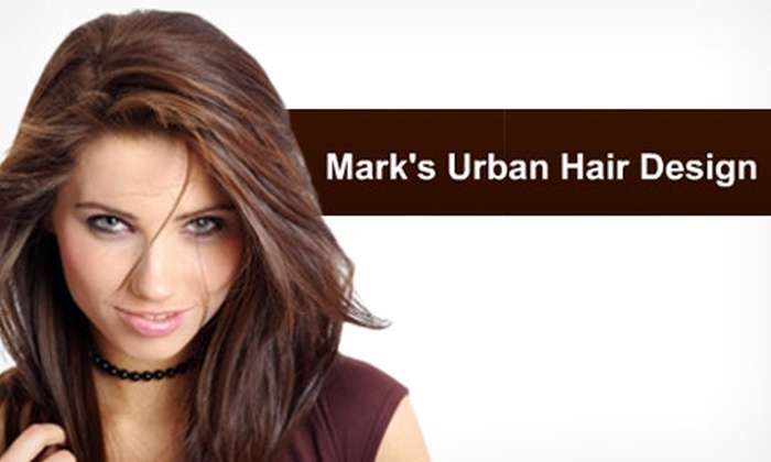 Mark's Urban Hair Design - Downtown Vancouver: $25 for $50 Worth of Hair Services at Mark's Urban Hair Design