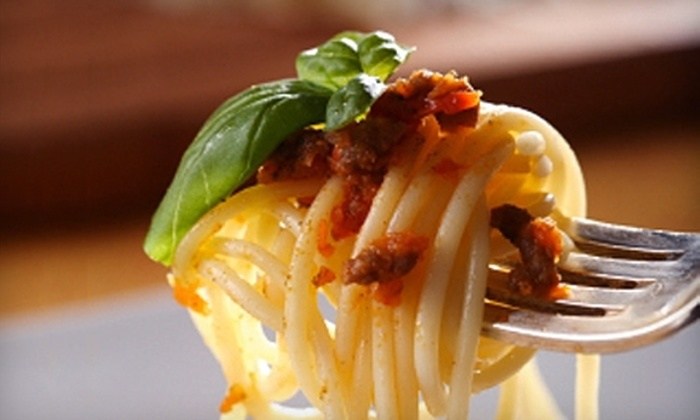 Jimmy's Place - Chicago: $15 for $30 Worth of Italian Fare and Drinks at Jimmy's Place in Forest Park