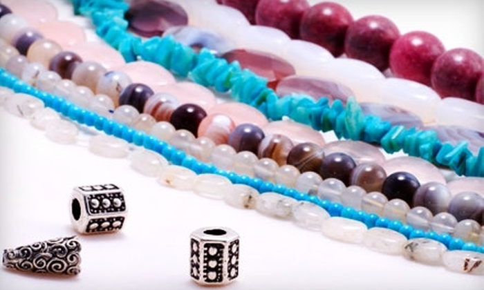 The Beaded Venus - Mount Pleasant: $10 for $20 Worth of Jewelry-Making Classes at The Beaded Venus in Mount Pleasant