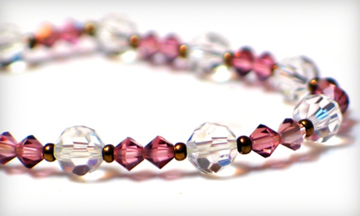 Bead World - Multiple Locations: One or Two Beginner Beading Classes at Bead World (Up to 54% Off)