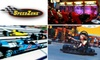 SpeedZone - Dallas: $25 for Two Hours of Video Games, Mini-Golf, and Unlimited Racing at SpeedZone ($40 Value)