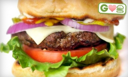 $15 Groupon to Wild Willy's Burgers - Wild Willy's Burgers in Worcester