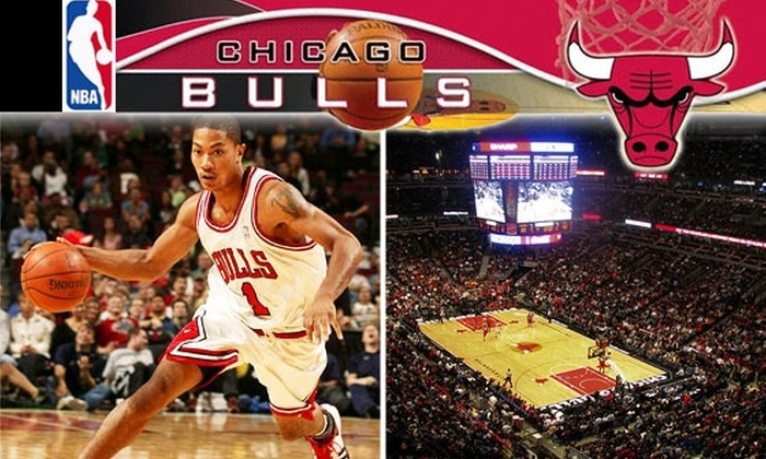 The Chicago Bulls - Chicago: Half Off Chicago Bulls 300-Level Tickets. Rows 1–7 for $30 or Rows 8–17 for $20. Choose between 10/29 vs. Spurs or 11/10 vs. Nuggets.