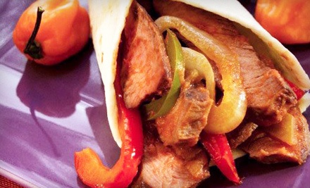 Mexican Dinner for 2 (up to a $72 total value) - Tafolino's Mexican Restaurant in Golden