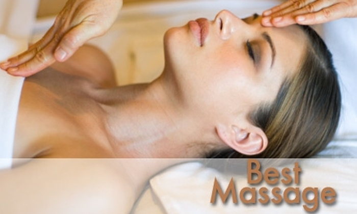 Your Best Massage Ever - Key: $39 for a 60-Minute Massage with Hot Stones at Your Best Massage Ever (Up to $80 Value)