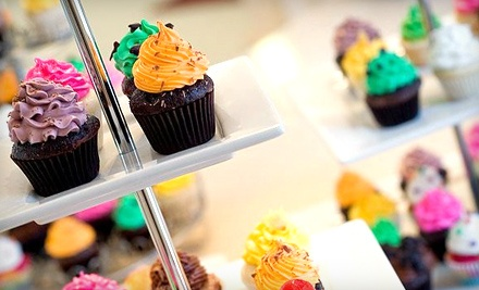 12 Bite-Sized Cupcakes (a $21 value) - Bite Me Bakery in Thornhill