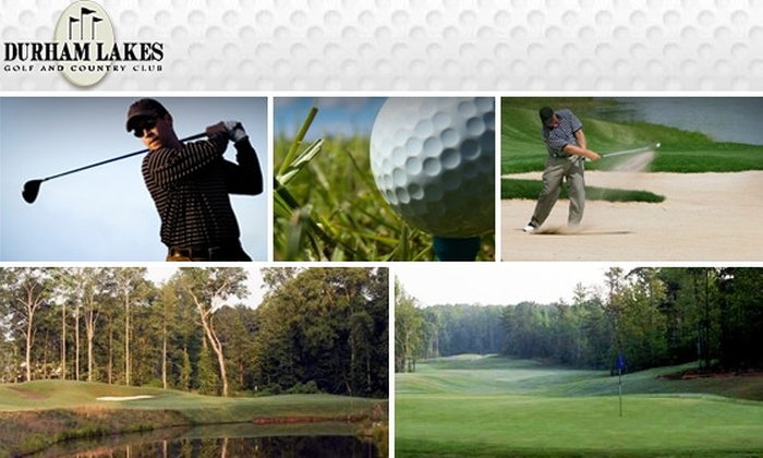 Durham Lakes Golf & Country Club - Atlanta: $30 for 18 Holes Plus Cart at Durham Lakes Golf & Country Club