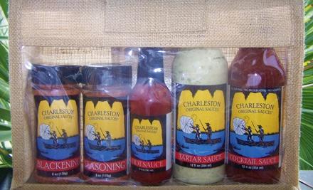 Charleston Original Sauces - Charleston Original Sauces in