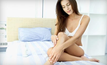 6 Laser Hair-Removal Treatments on a Small Area (a $600 value) - Laser Med Spa in Palm Desert